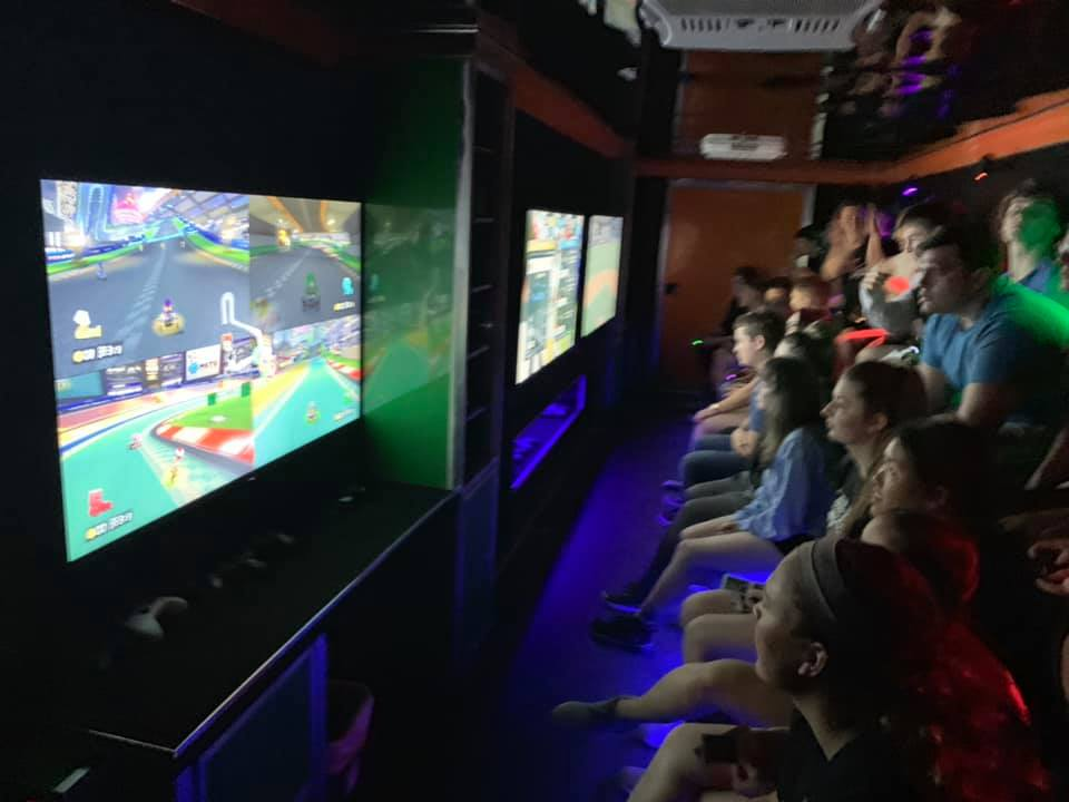 Video game truck school and non-profit entertainment in mid michigan