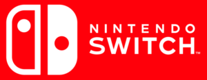 Nintendo Switch logo for Mid Michigan video game truck parties