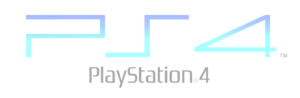 Playstation 4 logo for Mid Michigan video game truck parties